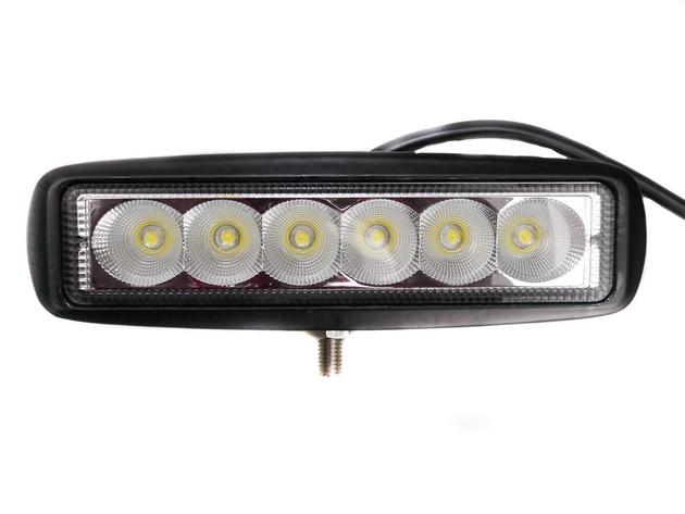 Halogen Panel LED 18 Wat OFF ROAD lampa diodowa 12V 24 V