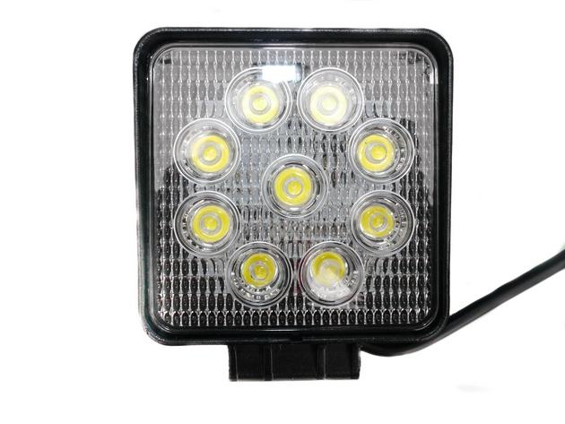 Lampa Robocza Panel LED 27 Wat 12V 24 V