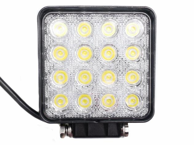 Lampa Robocza Panel LED 48 Wat 12V 24 V