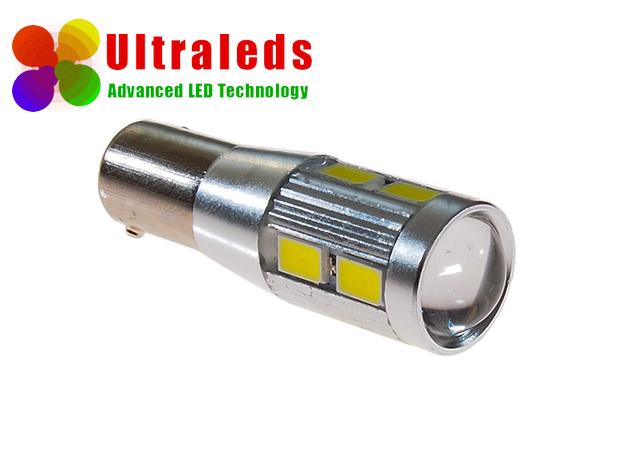 Postojówki LED canbus H6W BAX9S