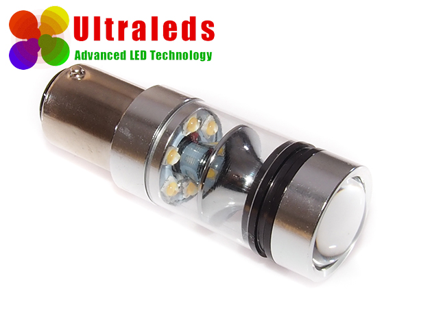 Żarówka LED P21W/5W BAY 15D 75 Wat 15*5W CREE XBD LED Osram Chip