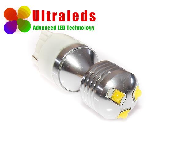 Żarówka LED t20 7440 30 Wat 15*5W CREE LED CANBUS
