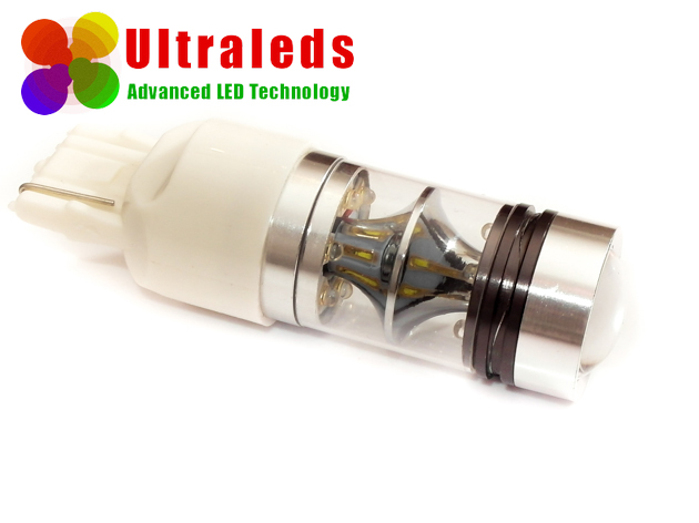 Żarówka LED T20 W21W 7440 75 Wat 15*5W CREE XBD LED Osram Chip