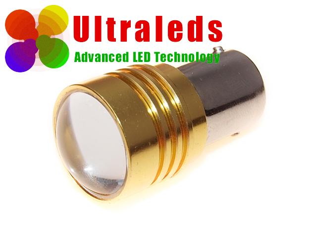 Żarówka LED złącze P21W / BA15S / 1156 z  diodą Cree HP 10 Wat w głowicy