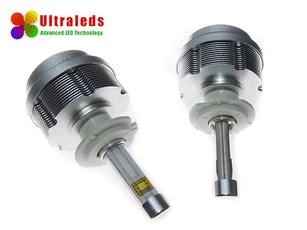 Zestaw LED H7 HID Ksenon - 60 W - 7200 LM
