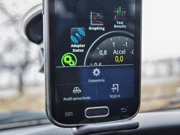 Oryginalny interfejs diagnostyczny iCar  ELM 327  Bluetooth BT